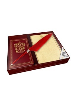 Harry Potter: House Gryffindor Desktop Stationery Set