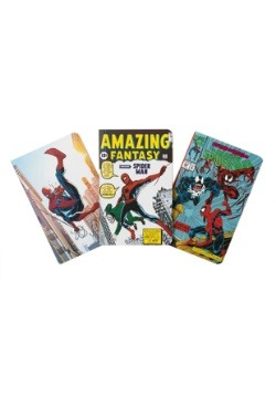 Marvel SpiderMan Through the Ages Pocket NotebookCollection1