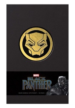 Marvel's Black Panther: Hardcover Ruled Journal1