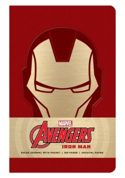 Marvel's Iron Man: Hardcover Ruled Journal1