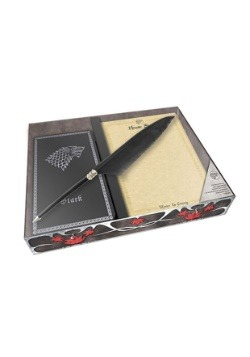 Game of Thrones: House Stark: Desktop Stationery