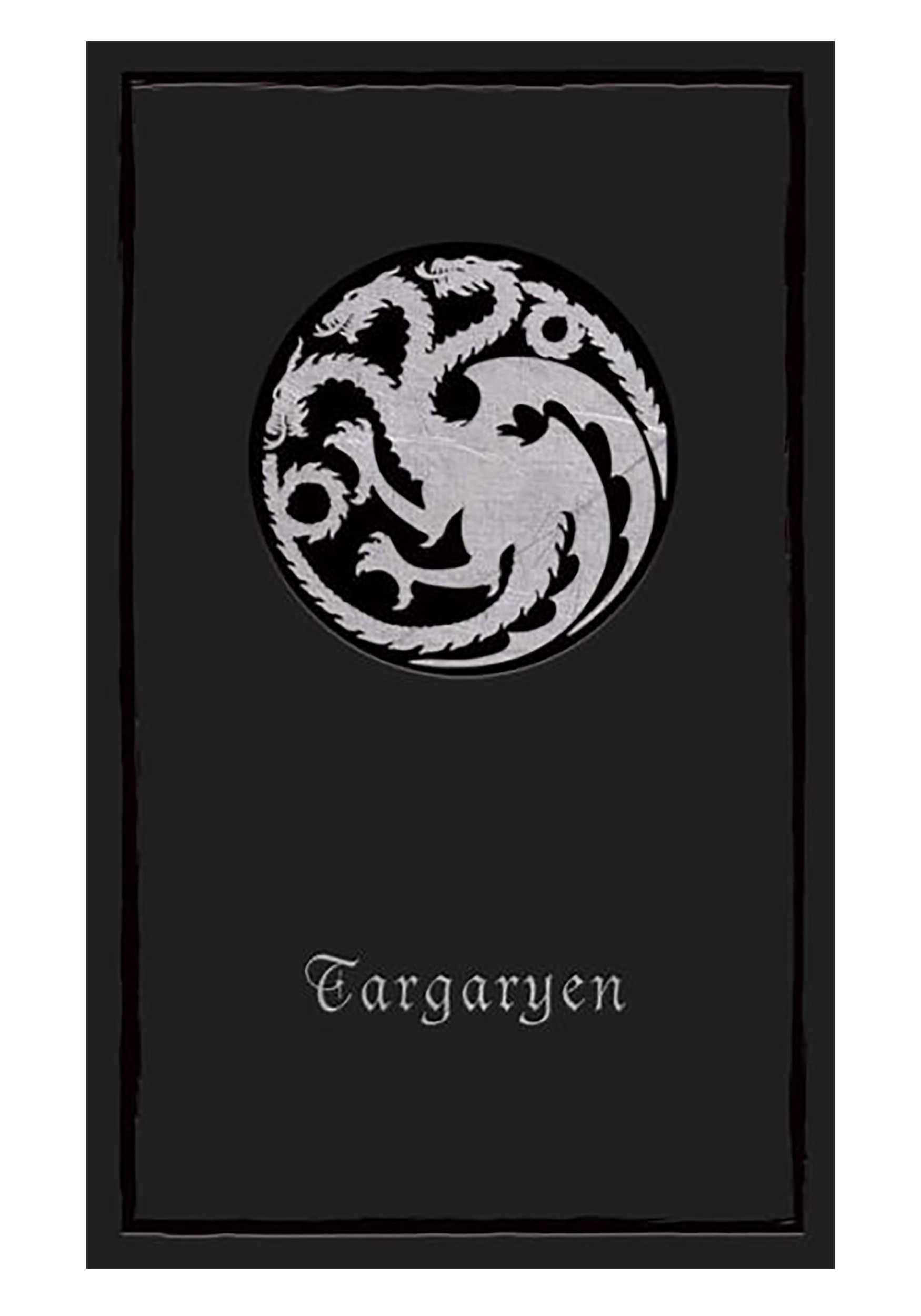 game of thrones  house targaryen  desktop stationery