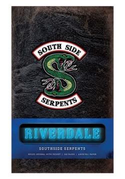 Riverdale Hardcover Ruled Journal