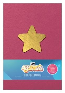 Steven Universe Deluxe Hardcover Blank Sketchbook1