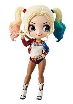 DC Suicide Squad Q-Posket Harley Quinn Figure
