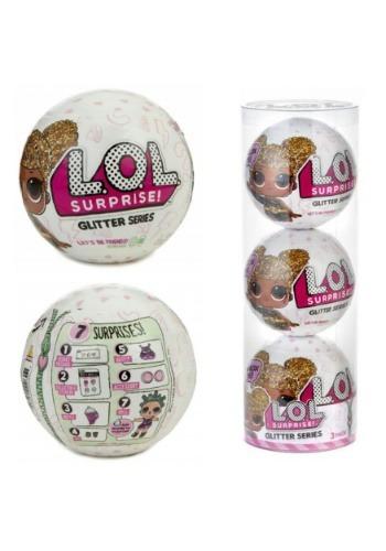 L.O.L. Surprise! Glitter Series 3-pack