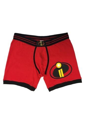 Adult Men's Incredibles 2 Boxer Brief 3 Pack
