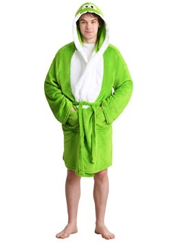 Adult Yoshi Hooded Bathrobe Update Main