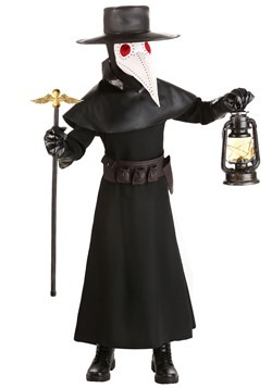 Kid's Plague Doctor Costume