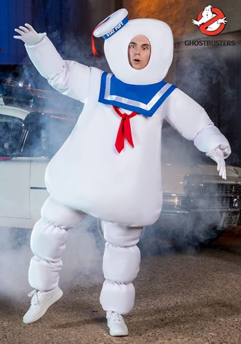 Adult Stay Puft Ghostbusters Costume