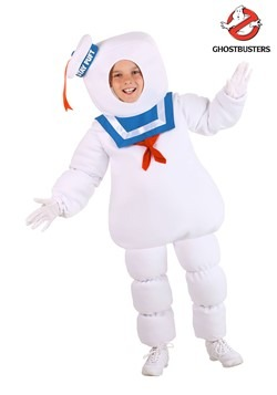 Ghostbusters Child Stay Puft Costume1