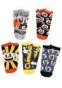 Womens Cuphead 5-Pair Pack Low-Cut Socks