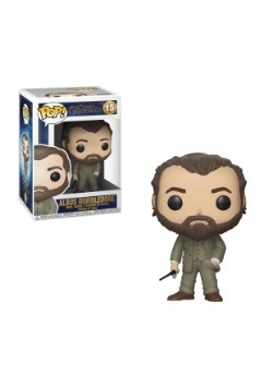 Pop! Movies Fantastic Beasts 2 Dumbledore