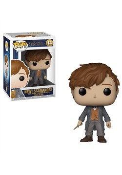 Pop! Movies Fantastic Beasts 2 Newt with Chase Main Update