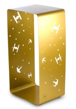 Star Wars Gold Galaxy Lantern