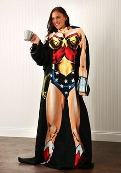 Wonder Woman Comfy Throw Update