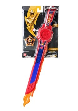 Children's Power Rangers Power Up Ninja Blade