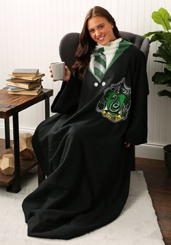 Harry Potter Slytherin Comfy Blanket Throw
