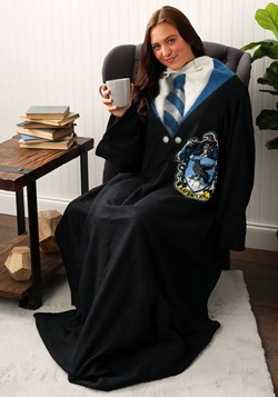 Harry Potter Ravenclaw Comfy Blanket Throw