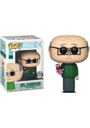Pop! TV: South Park- Mr. Garrison