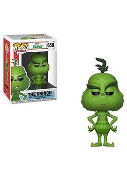 Funko Pop! Movies The Grinch Movie - The Grinch Figure