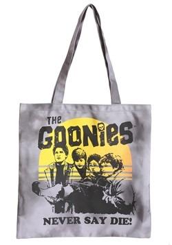 Goonies Never Say Die! Canvas Tote Bag