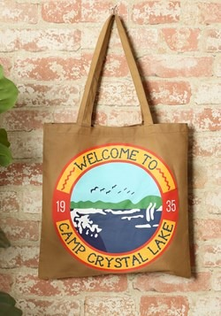 Friday the 13th Camp Crystal Lake Canvas Tote Update