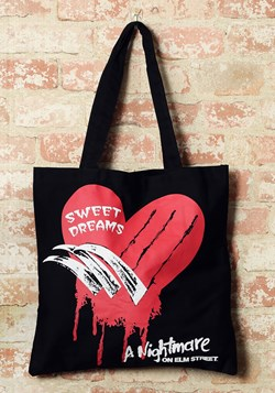 A Nightmare on Elm Street Canvas Tote Update
