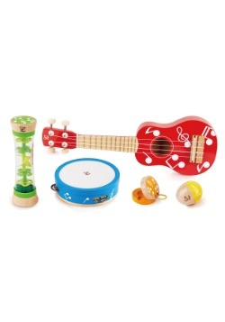 Mini-Band Toy Instrument Set