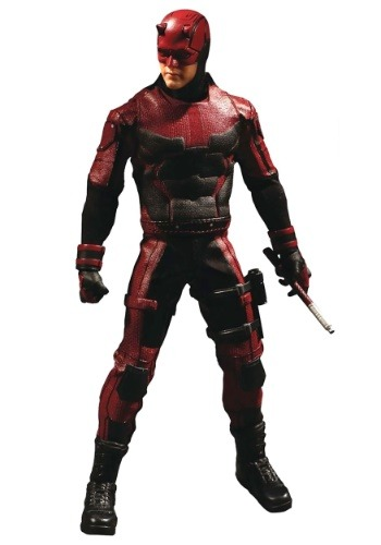 Mezco Toyz One:12 Collective Daredevil Action Figure11