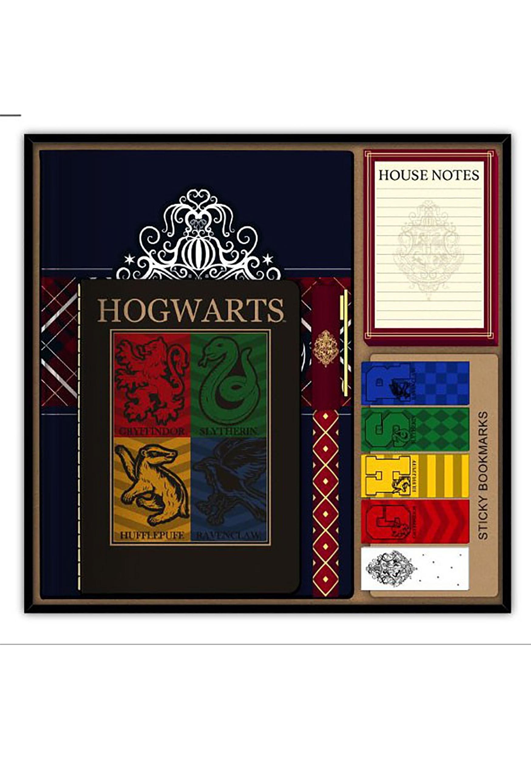 Beau Harry Potter Houses Office Supply Set