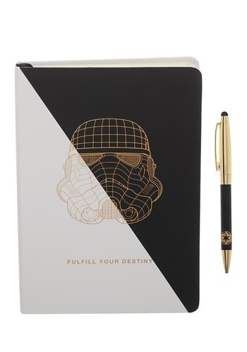 Star Wars Empire Journal and Metal Pen Set with Gift Box