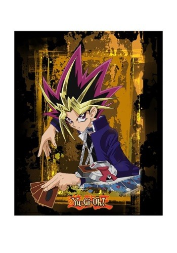 "Yu-Gi-Oh! 48"" x 60"" Digital Print Throw"