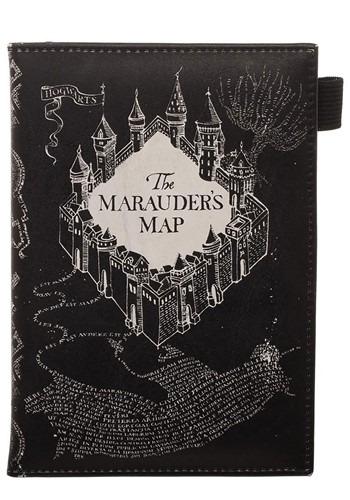 Harry Potter Marauders Map Travel Passport Wallet