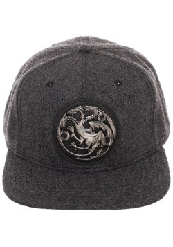 Game of Thrones House Targaryen Snapback Hat