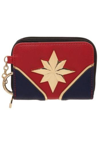 Captain Marvel Mini Bifold Wallet
