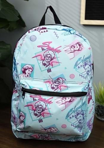 Golden Girls All Over Print Sublimated Backpack