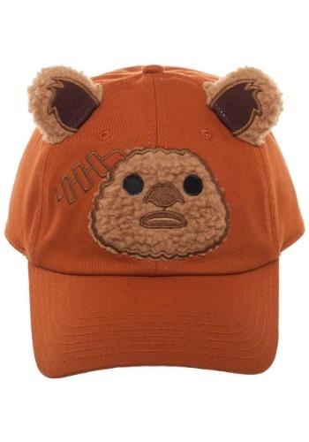 Star Wars Ewok Big Face Character Hat