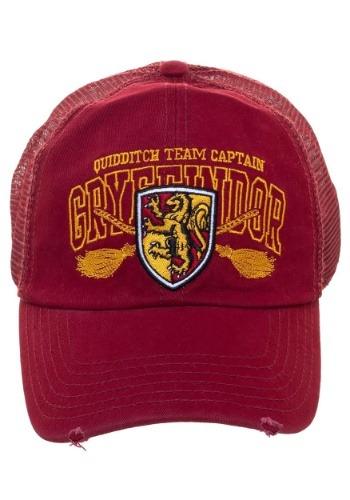 Adult Gryffindor Quidditch Team Captain Hat