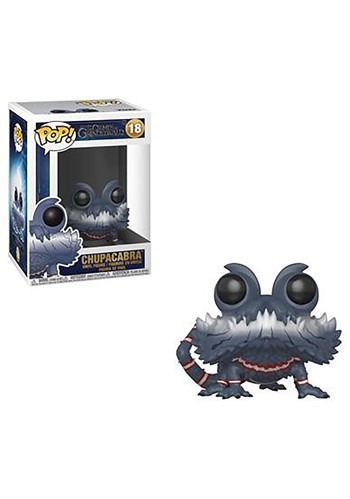 Pop! Movies Fantastic Beasts 2 - Chupacabra Figure