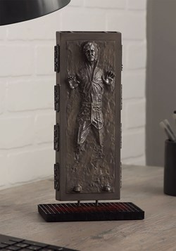 Han Solo in Carbonite Collector's Gallery Statue Update1