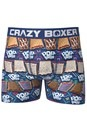 Crazy Boxers Men's Pop Tarts Boxer Briefs