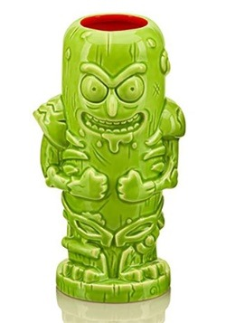 Rick & Morty- Pickle Rick Geeki Tikis Mug