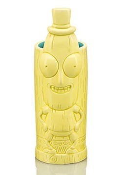 Rick & Morty- Mr. Poopy Butthole Geeki Tikis