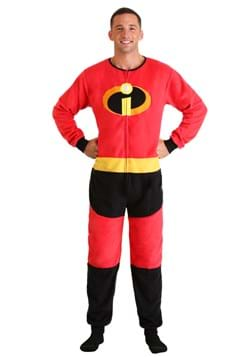 Adult The Incredibles Mr. Incredible Union Suit Upd