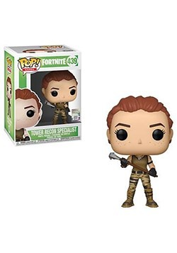 Pop! Games: Fortnite- Tower Recon Specialist
