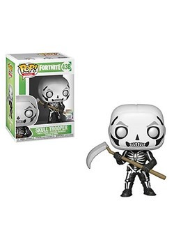 Pop! Games: Fortnite Skull Trooper Figure