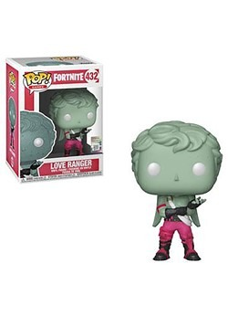 Pop! Games: Fortnite Love Ranger Figure