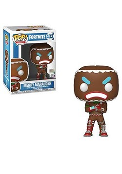 Pop! Games: Fortnite Merry Marauder Figure