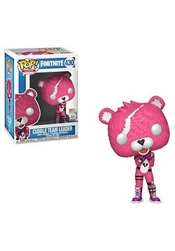 Pop! Games: Fortnite Cuddle Team Leader Figure